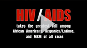 CDC's National HIV prevention campaign Act Against AIDS.