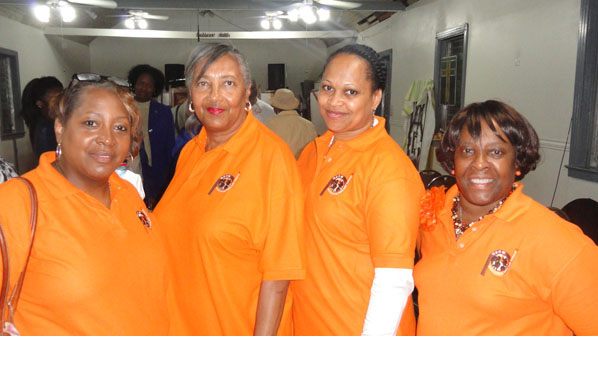 Picture of NCNW members