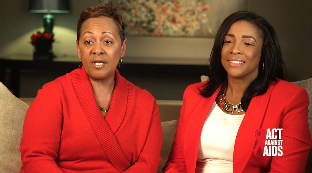 First Ladies of Faith, Rinnita Thompson (Southern St. Paul Church) and Mia Whitlock (Christ Our Redeemer), tell us about why they're #DoingIt, and the importance of HIV testing in the African American and Religious communities...