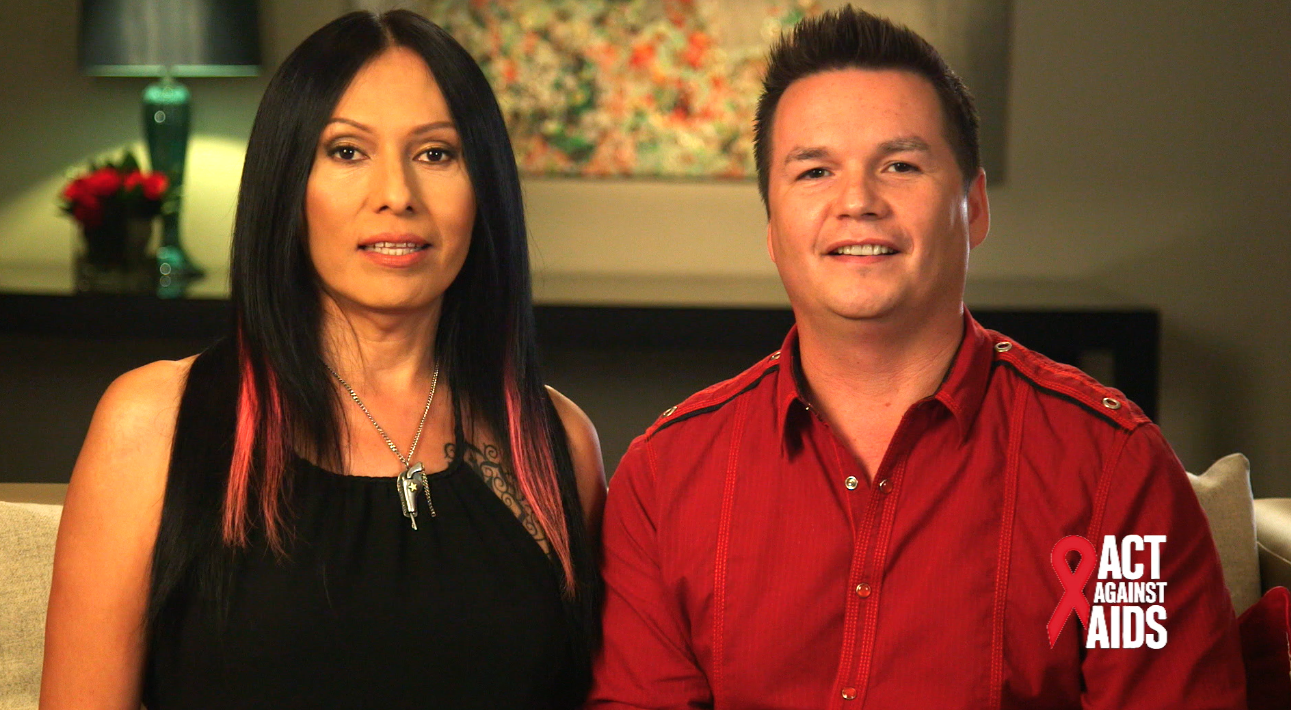 Michelle and Shawn talk about the importance of HIV testing in the Native American community. Michelle and Shawn tell us about why they're #DoingIt.