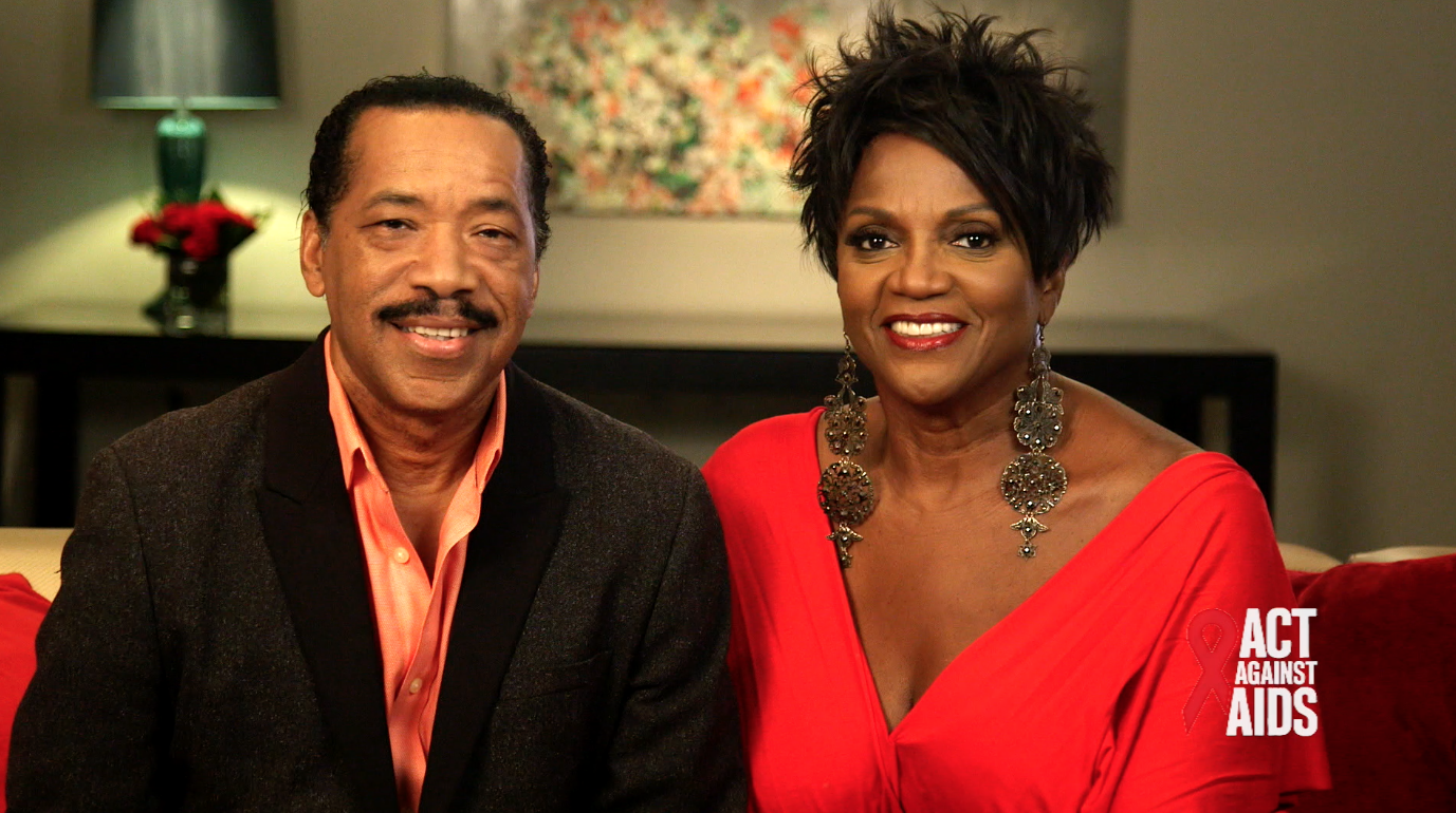 Actors Obba Babatunde and Anna Marie Horsford tell us about why they're #DoingIt and the importance of HIV testing.