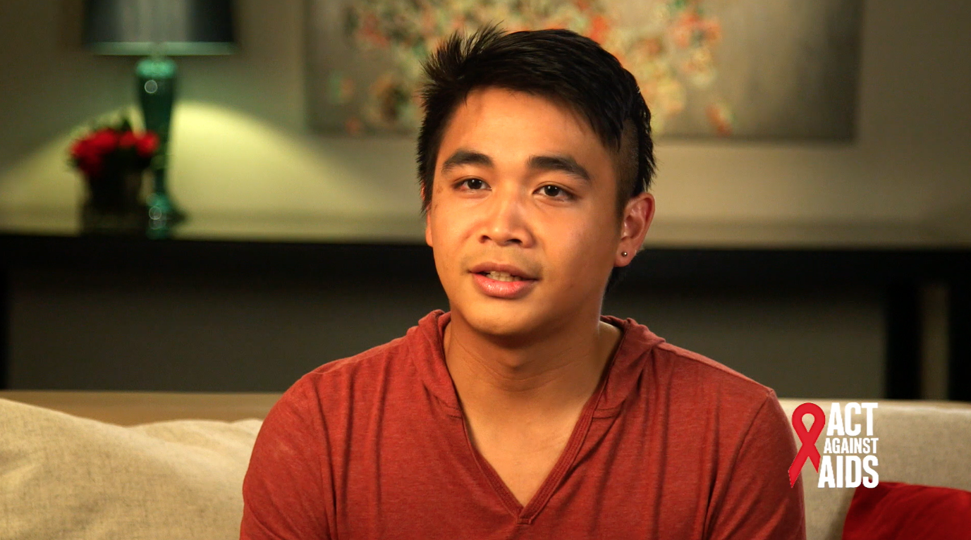 Paolo tells us about why he's #DoingIt, and the importance of HIV testing.