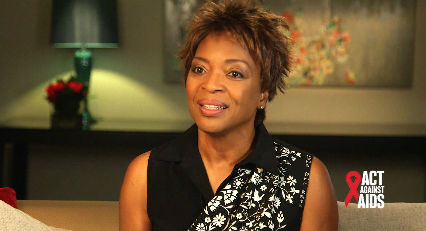 Actress Tina Lifford tells us about the importance of HIV testing, and why she's #DoingIt.