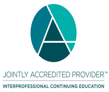 logo: Jointly Accredited Provider Interprofessional Continuing Education