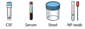 specimen collection tools