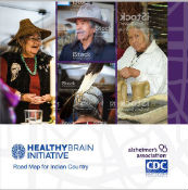 Healthy Brain Initiative Road Map for Indian Country cover