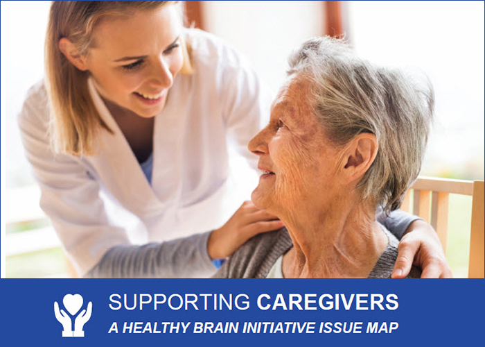 Supporting Caregivers: A Healthy Brain Initiative Issue Map