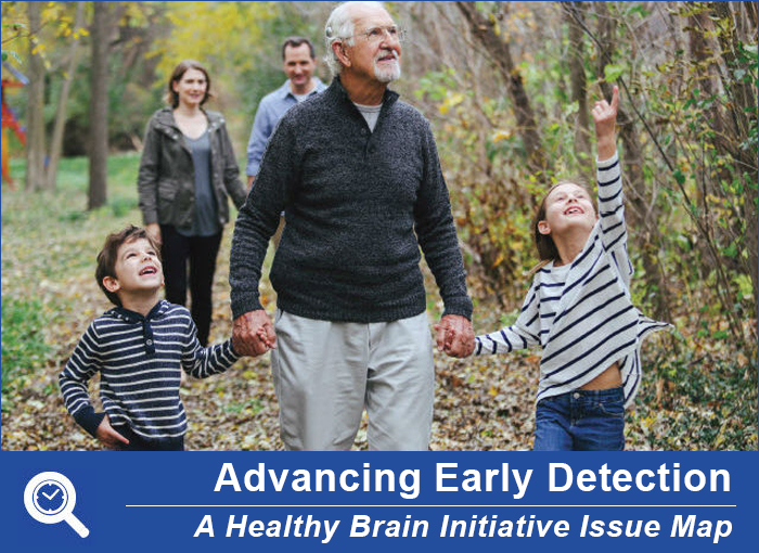 Advancing Early Detection: A Healthy Brain Initiative Issue Map