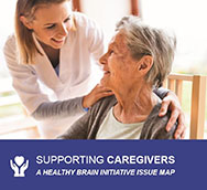 Supporting Caregivers cover