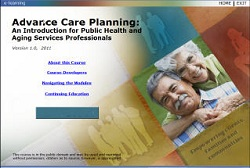 Advance Care Planning Course