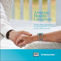 Assuring Healthy Caregivers, A Public Health Approach to Translating Research into Practice: The RE-AIM Framework