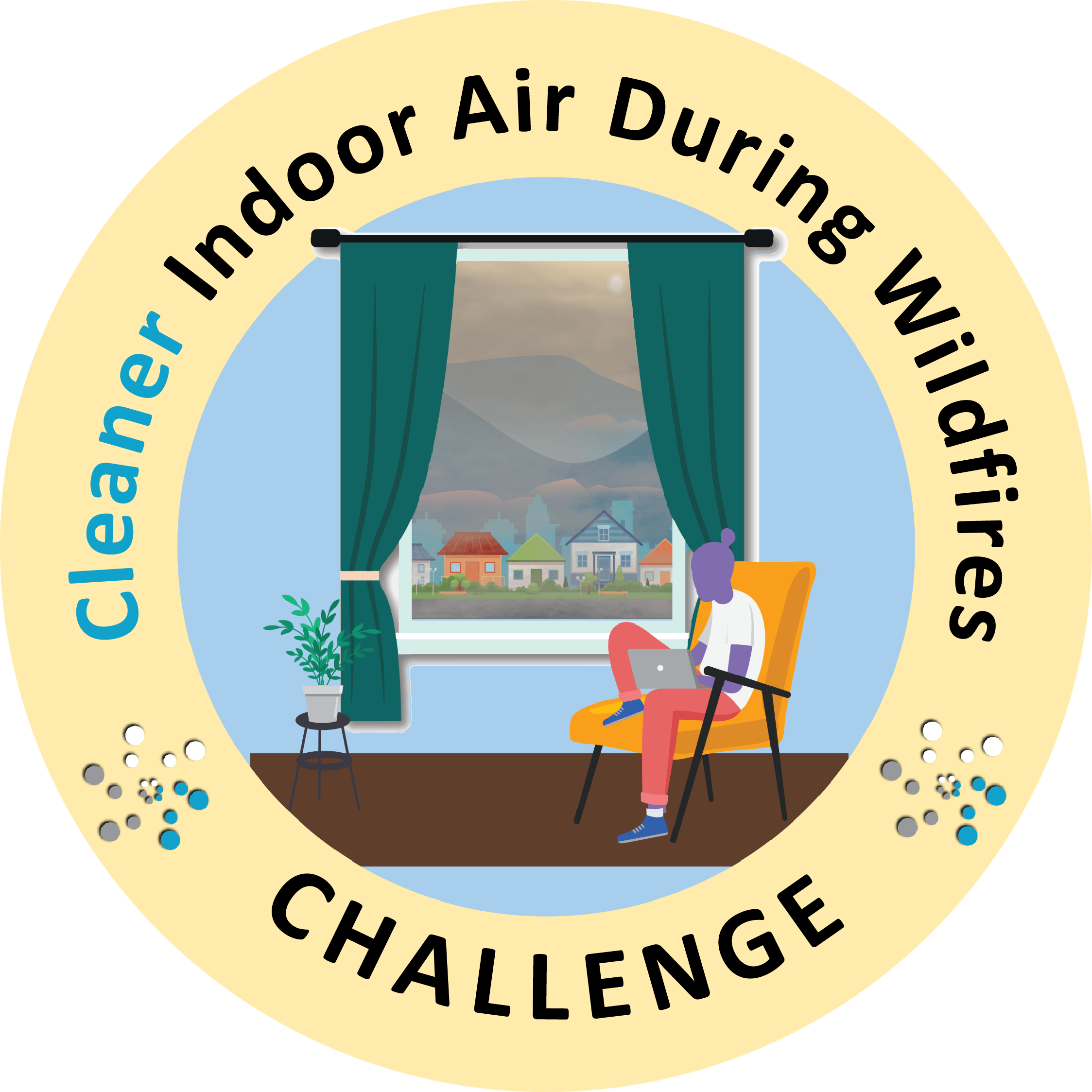 Cleaner Indoor Air During Wildfires Challenge