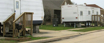 photo of trailers