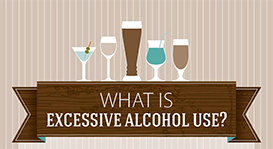 what is excessive alcohol use