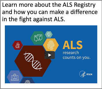Learn about ALS Registry Video