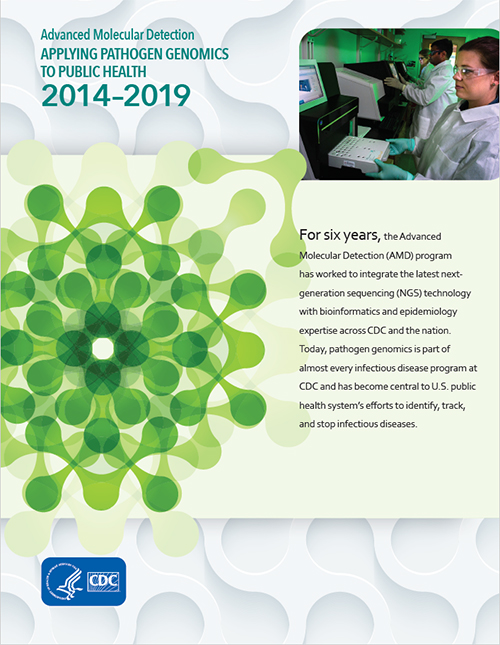 thunbnail cover AMD Applying Pathogen Genomics to Public Health 2014-2019