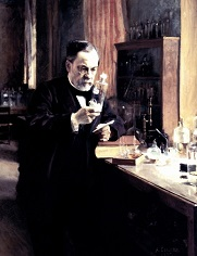 French Chemist Louis Pasteur