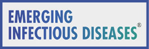 The logo of the Emerging Infectious Diseases journal