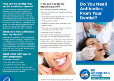 Do You Need Antibiotics From Your Dentist thumbnail cover image