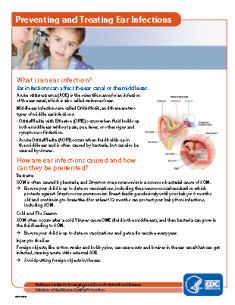 Preventing and Treating Ear Infections