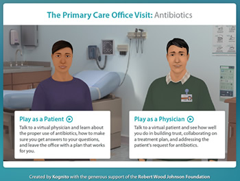 The Primary Care Office Visit: Antibiotics