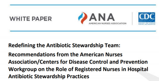 Nurses play a pivotal role in antibiotic stewardship. Read about how nurses can improve antibiotic use to provide safer, better patient care.