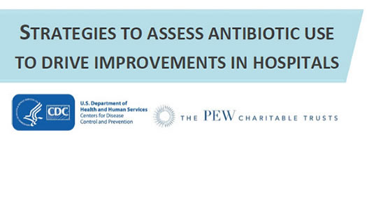 Strategies to Assess Antibiotic Use to Drive Improvements in Hospitals- flash image