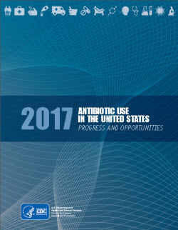 Antibiotic Use in the United States, 2017