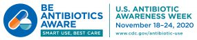 U.S. Antibiotic Awareness Week banner
