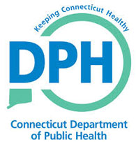 Image of the Connecticut Department of Public Health logo