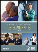 National Public Health Agenda for Osteoarthritis Cover