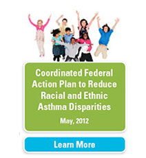 cordinated federal action plan to reduce racial and ethnic asthma disparities