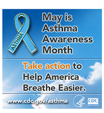 Asthma Awareness Month - banner image 1