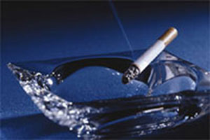 Environmental tobacco smoke (secondhand smoke) can trigger asthma.
