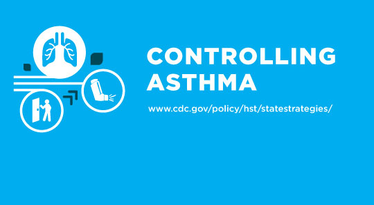 Controlling Asthma banner graphic