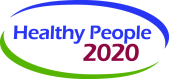 Healthy People 2020 logo.