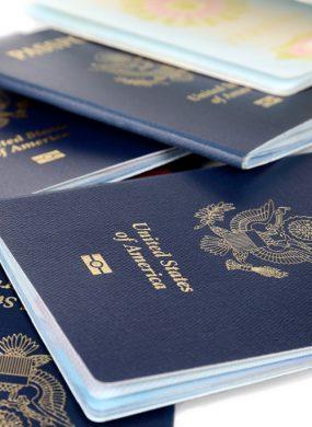 Photo: Passports