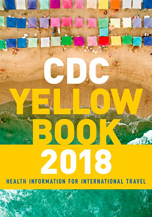 CDC Yellow Book 2018