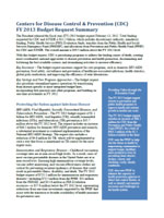 FY 2013 Budget Request Summary