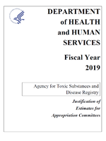 Fiscal Year 2019 ATSDR Congressional Justification