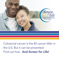 Colorectal cancer is the number two cancer killer in the U.S., but it can be prevented. Find out how, and screen for life!