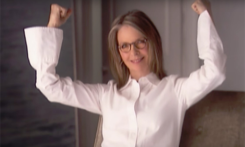 Photo of actress actress Diane Keaton