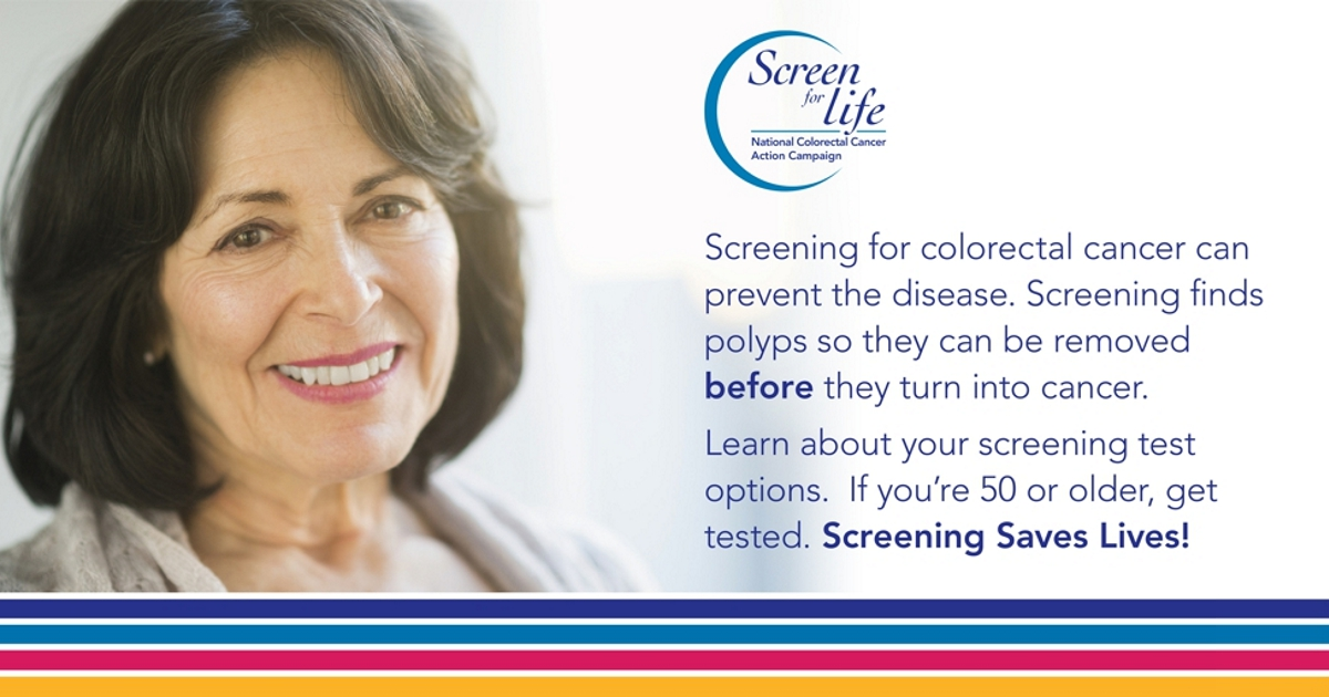 What Should I Know About Screening For Colorectal Cancer Cdc