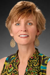 Photo of Dr. Vicki Benard