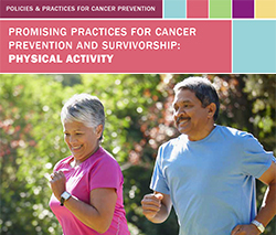 Promising Practices for Cancer Prevention and Survivorship: Physical Activity