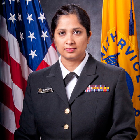 Photo of Dr. Mona Saraiya
