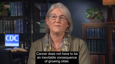 Cancer does not have to be an inevitable consequence of getting older