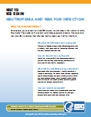 Neutropenia and Risk for Infection fact sheet