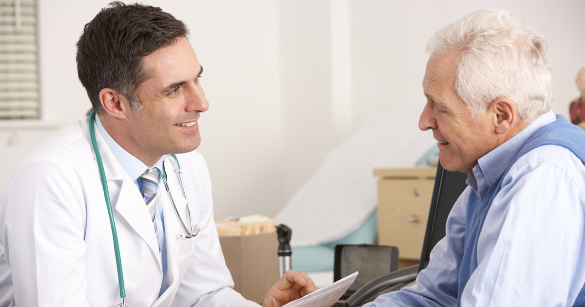 Physicians Promote Prostate Health During This Year's Men's Health Month