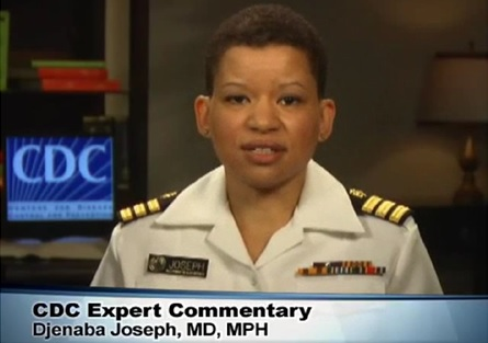 CDC Expert Commentary - Djenaba Joseph, MD, MPH